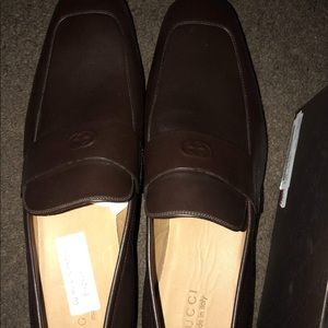 Men BRAND NEW GUCCI SIZE 13 shoes